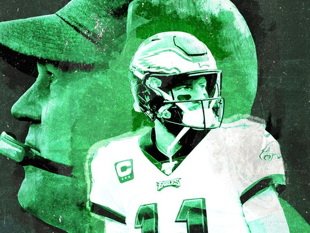 The Eagles Were Supposed to Become an NFL Dynasty. Now They're Just Disappointing.