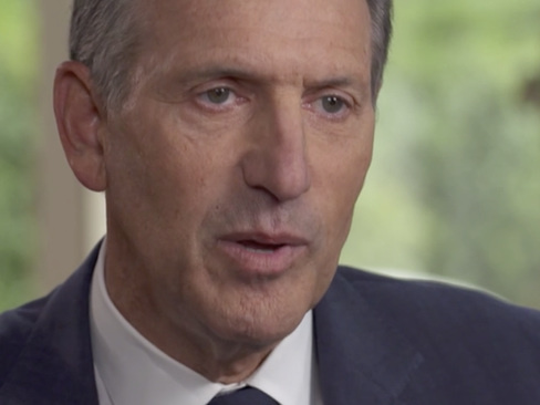 "Dems Warn Howard Schultz Independent Run Would ""Secure Trump's Reelection"""