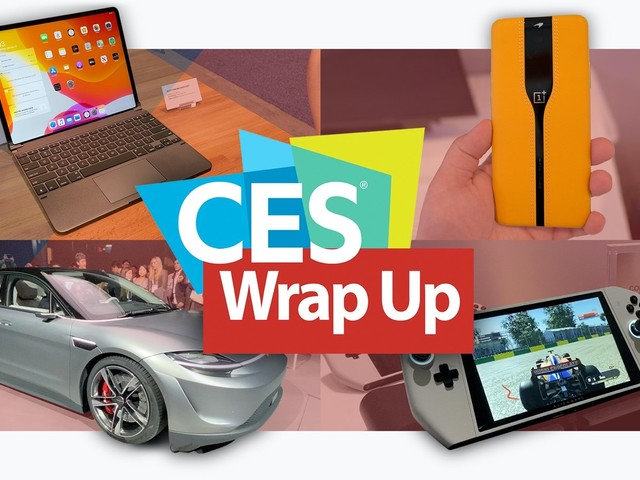 Best of the CES Show Floor: Samsung's Ballie, HomeKit Shower Heads, Brydge Keyboards, Concept Phones, and More