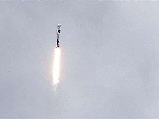 SpaceX Destroys a Rocket to Test Escape System