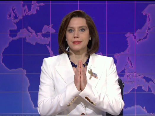 'Saturday Night Live' Offers Prayers for Trump