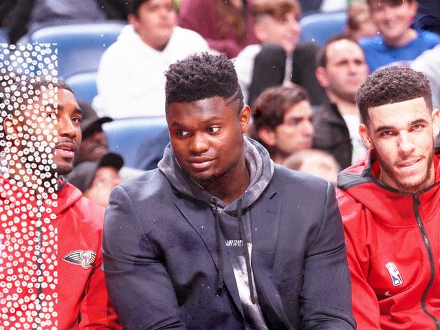 Zion Williamson is finally making his NBA debut after a knee injury. Thank goodness