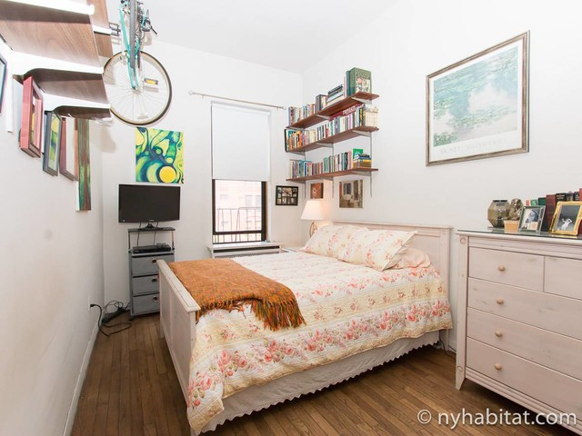 New York Roommate: Room for rent in Upper West Side - 1 Bedroom apartment (NY-17285)