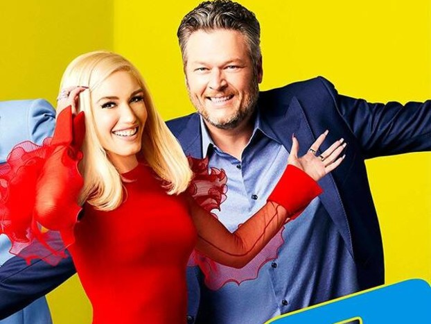 "The Voice Welcomes Gwen Stefani Back Alongside ""Best Friend Blakey"" and ""Crazy"" Superfan Kelly Clarkson"