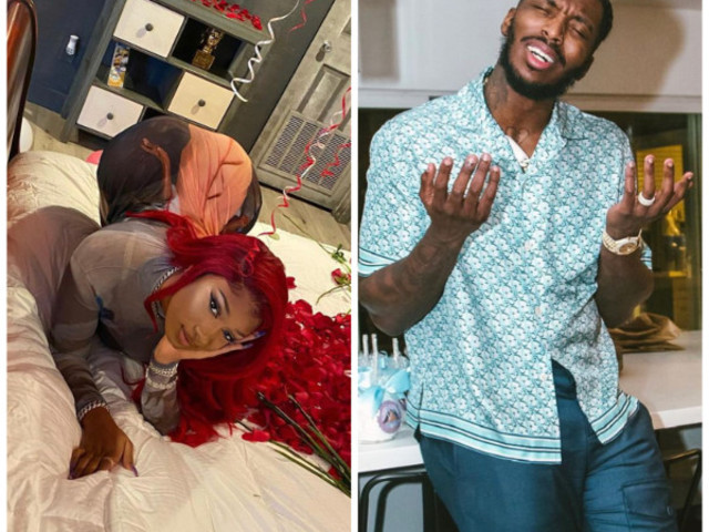 Megan Thee Stallion & Pardi Confirm They're A Couple Then He Shares How He Spoiled Her On V-Day + The College Hottie Covers Harper's Bazaar