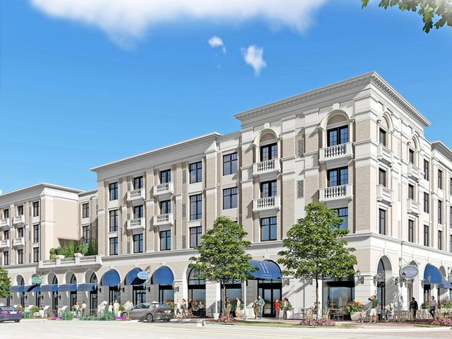 Mayfair Street Partners And Hotel Equities Announce Luxury Boutique Hotel - The Hamilton, A Curio Collection By Hilton In Alpharetta