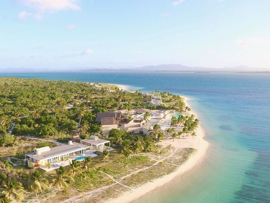 The World's Most Ambitious Private-Island Resort Opens in Madagascar