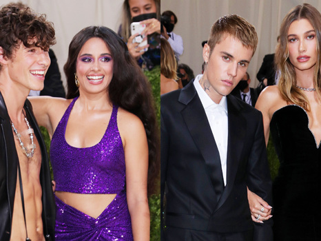 Shawn Mendes 'Awkward' Run-In With Hailey Baldwin At The Met Gala Is All Anyone's Talking About