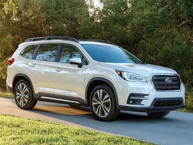 The 2021 Subaru Ascent has advanced safety technology near Waltz MI
