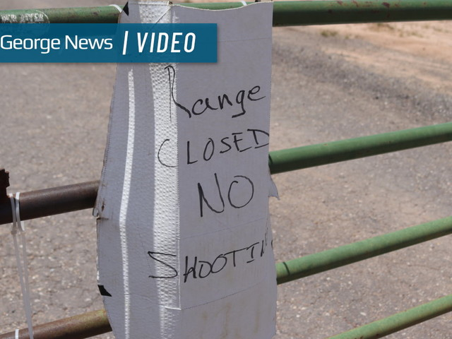 County partially closes gun range after bullets ricochet onto nearby homes