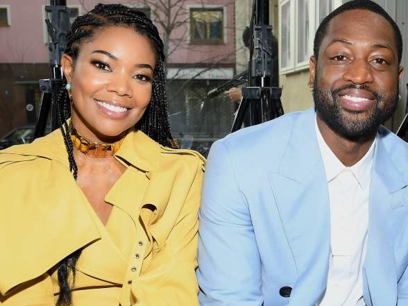 Dwyane Wade Talks Fathering a Child During Break With Gabrielle Union