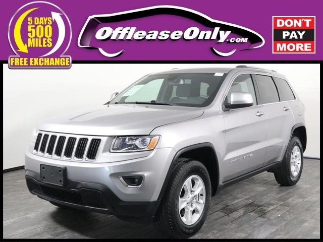 2016 Jeep Grand--Cherokee Laredo 4X4