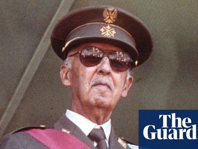 Spain to move Franco's remains after court gives go-ahead