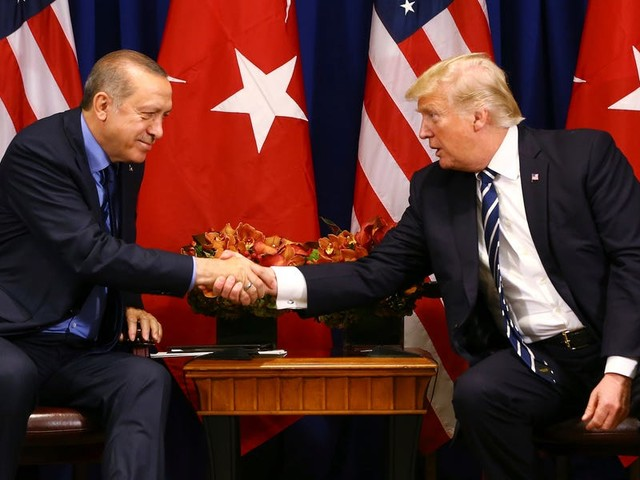 The US shared intelligence with Turkey that may have helped it target the Kurds in Syria