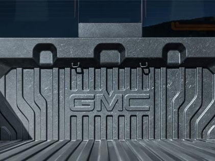 How GMC CarbonPro Pickup Bed Conveys Innovation and Durability