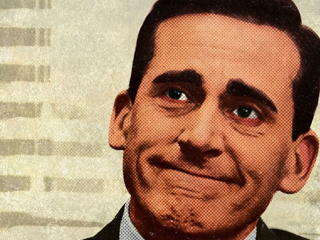 The Eyes Have It: Steve Carell's Best Trick
