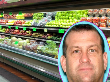 CORONAVIRUS CRAZY: Pennsylvania Woman Finally Charged For Deliberately Coughing On 35K Worth Of Produce, NJ Man Coughs On Grocery Worker, Missouri Man Licks Deodorant