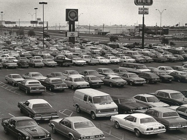 Corpus Christi, Texas, 1981