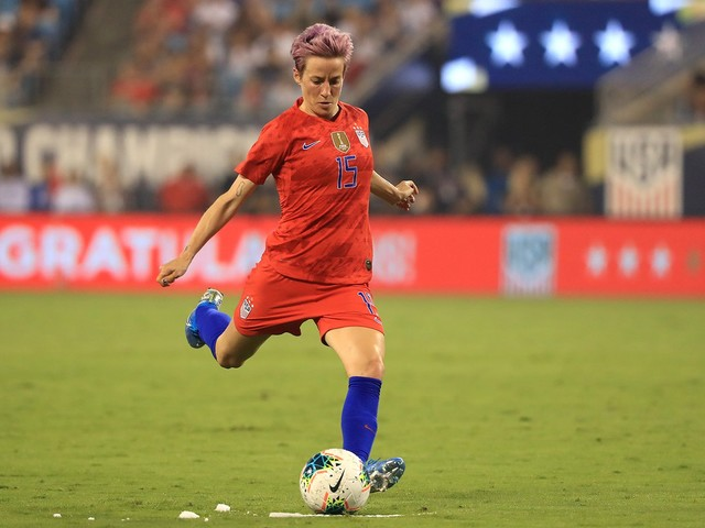 How To Create An Iconic Megan Rapinoe Costume