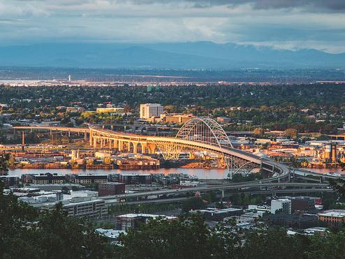 The Shorthaul – Southwest: Phoenix – Portland , Oregon (and vice versa). $158. Roundtrip, including all Taxes