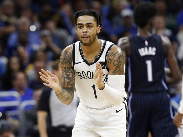 Put D'Angelo Russell in the NBA All-Star Game
