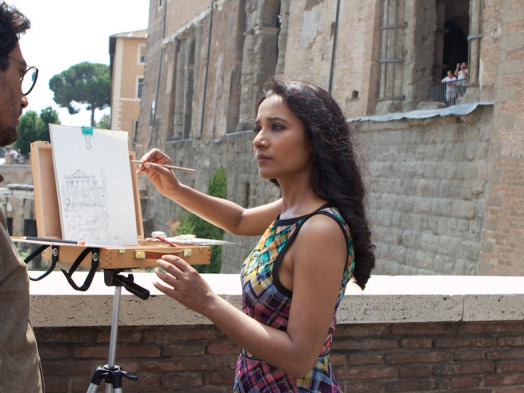 Busan: Tannishtha Chatterjee Makes Directorial Debut With 'Roam Rome Mein'