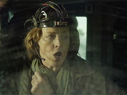 "Sigourney Weaver Stars in a New Experimental Sci-Fi Film: Watch ""Rakka"" Free Online"