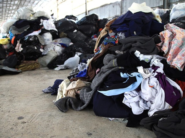 Redress shares resources on fashion's impact on the environment and economy
