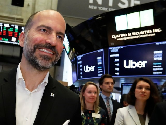 Why one Wall Street firm thinks Uber is poised to surge 54% in the next year (UBER)