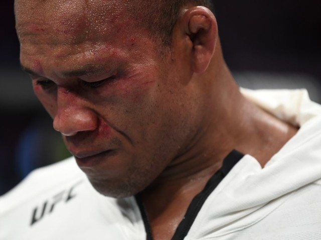 Jacare opens up on struggles: 'I'd drive to the gym and cry in the car'