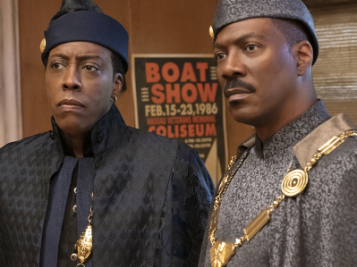 BACK TO ZAMUNDA! The First Look At 'Coming 2 America' Is Here & We Need It NOW!