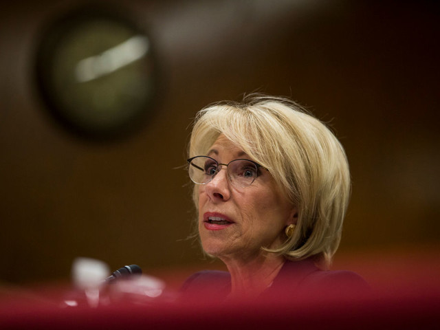 Trump administration issues proposal to loosen standards for college accreditors