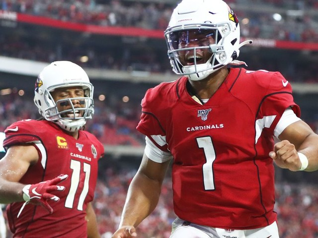 Larry Fitzgerald's return for a 17th season is an endorsement for Kyler Murray