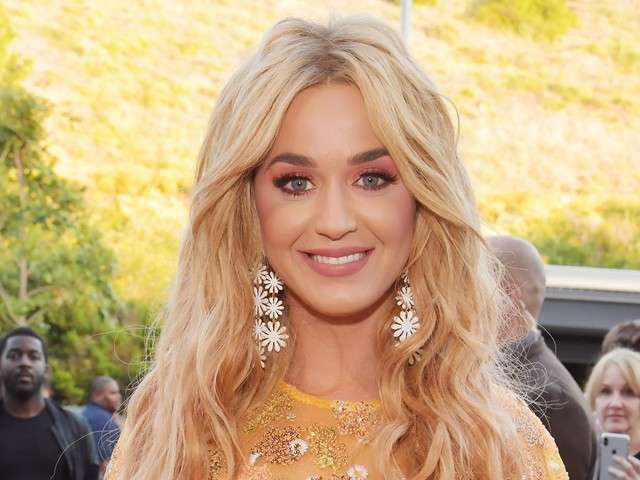 Nobody Rocks A Blonde Bob Quite Like Katy Perry In Court