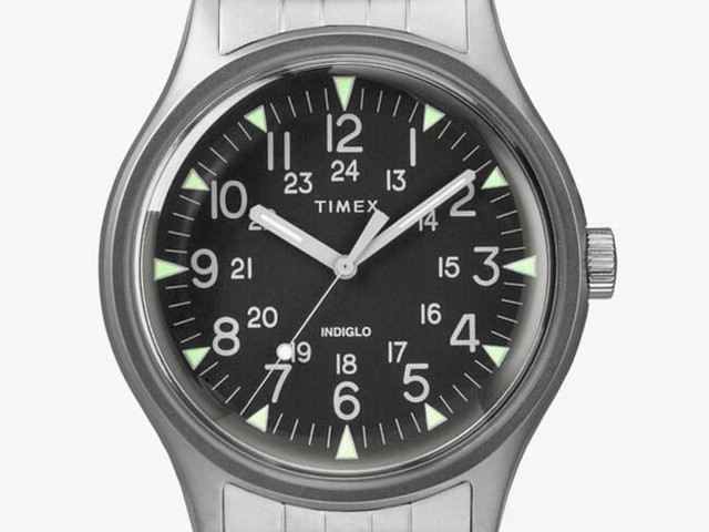 Get This Affordable, Military-Inspired Field Watch for Just $79 Today