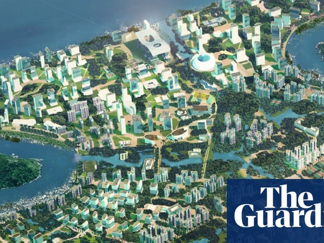 Are artificial islands the answer to Hong Kong's housing crisis?