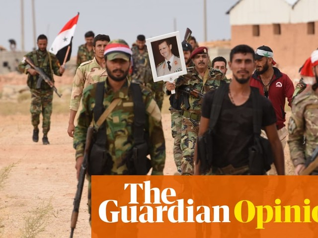 The spectre of Syria silenced Arab protest. But now it's finding its voice | Nesrine Malik