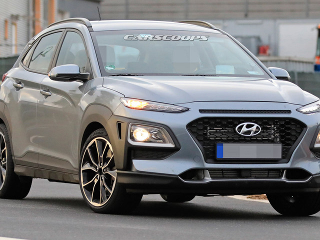 2020 Hyundai Kona N With 246HP Turbo Spotted For The First Time