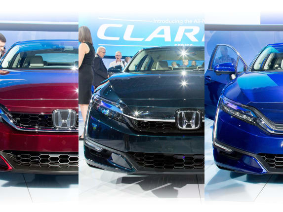 Honda Clarity Plug-Ins Review: First Impressions and Photo Galleries