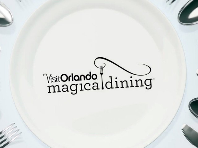 More Walt Disney World Area Restaurants Participating in Visit Orlando's Magical Dining