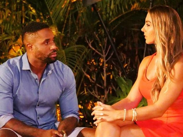 It's an Emotional Temptation Island Finale for Nicole and Karl
