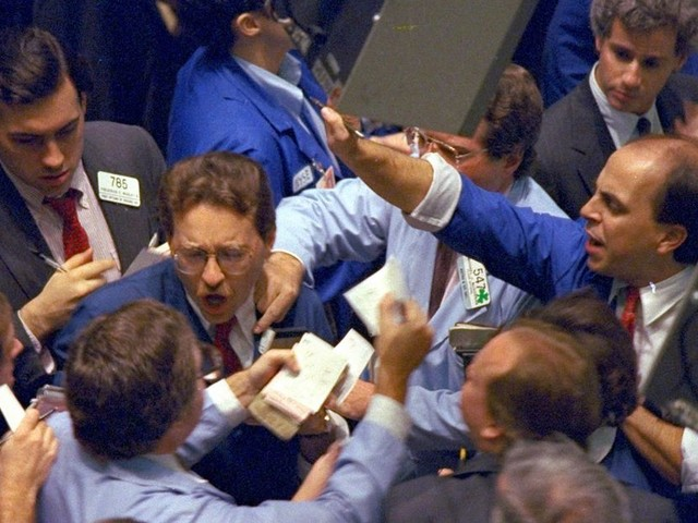 What Led To The Worst Day On Wall Street