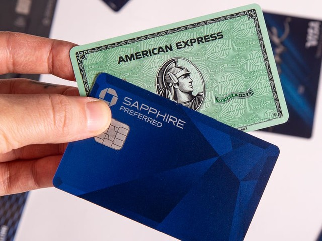 Amex and Chase points are the two most valuable types of credit card rewards — here are their biggest differences