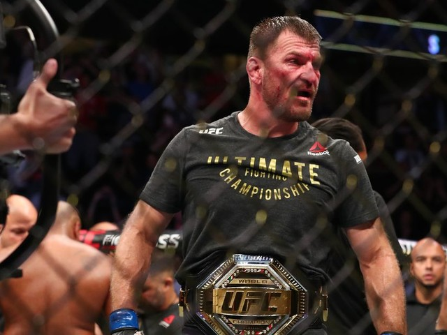 Cormier: Miocic is 'misguided' by trying to fight Tyson Fury