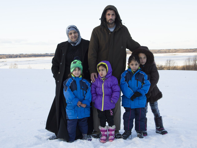 How Syrian Refugees Made Canada A Home Away From Home
