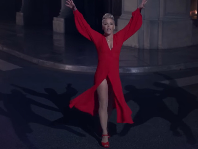Pink Dances It Out in 'Walk Me Home' Music Video - Watch!