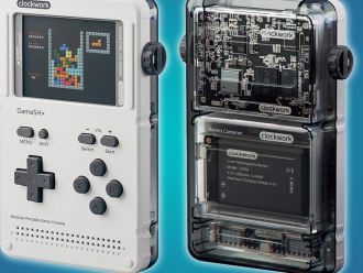 Clockwork Pi GameShell Review: The DIY Game Boy With LEGO-Inspired Design