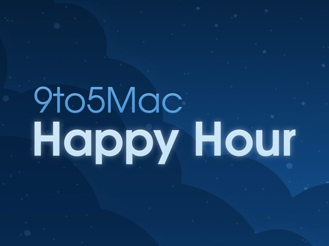 9to5Mac Happy Hour 351: New MacBook Pro expectations unleashed, Apple Watch Series 7 reviews