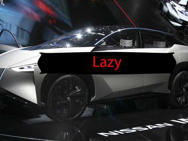 Pops' Rants: Lazy Car Design Auto Show Edition