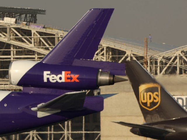 Goldman Sachs says Amazon's logistics network is hardly a threat to FedEx or UPS. It needs years of new construction and a whopping $122 billion just to catch up. (AMZN, FDX, UPS)